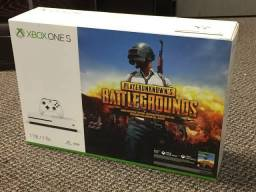 Xbox One s 1TB com Battlegrounds