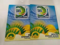 Álbum Sticker album Brasil 2013