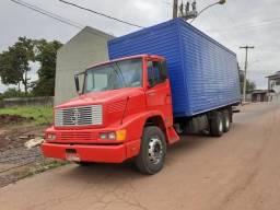 MB 1618 Truck Reduzido Bau 95 - 1995