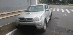 Toyota Hilux SRV CD 4x4 2011 blindada