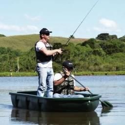 Barco Apache Pescador I/ Barco de Pesca/ Barco Motor/Melhor que caiaque