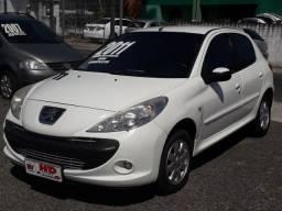 Peugeot 207 2010/2011 1.4 Xr S Sw 8V Flex 4P Manual - 2011
