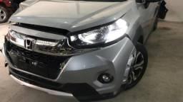 Sucata Honda WR-V 2018 1.5 retirada de peças