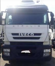 Iveco stralis 480 6x4 ano 2013 - 2013