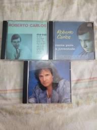 CDs Roberto Carlos CBS