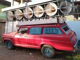 Carro de som - 1982
