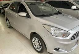 Ford Ka Sedan 2018 - NOVO E COMPLETO - 2018