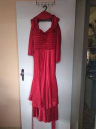 Vestido de festa Tam M