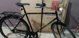Bicicleta clássica vendo