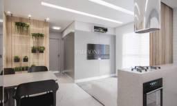Apartamento à venda com 2 dormitórios em Campo comprido, Curitiba cod:AP0236