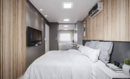 Apartamento à venda com 3 dormitórios em Campo comprido, Curitiba cod:AP0237