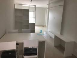 Apartamento para alugar, 42 m² por R$ 1.350,00/mês - Centro - Curitiba/PR