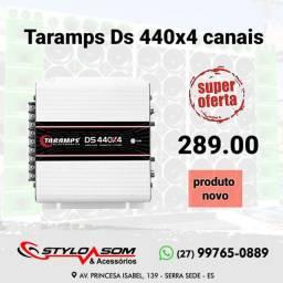 Taramps 440x4 novo com garantia
