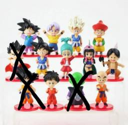 Bonecos de animes