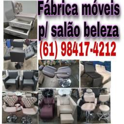 Cadeira hidráulica salão beleza , barbearia , esmalteria , manicure , podologia e mais