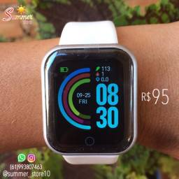 Relogio Smartwatch Smartband D20 Fit Pro Android e IOS,Bluetooth