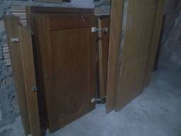 Maleiro de madeira 9 portas