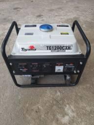 Gerador de energia a Gasolina 4T - 1.2 KVA - TG 1200 CXH, Toyama