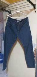 Calça TNG basic 1984 - Tamanho 42 - Azul