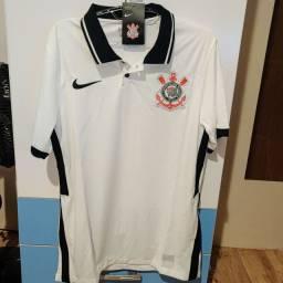 Camisa do Corinthians Nike NA ETIQUETA
