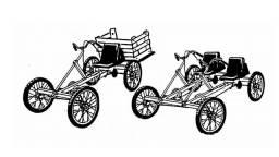 Projeto Quadriciclo A Pedal Caseiro E Profissional Imprimir