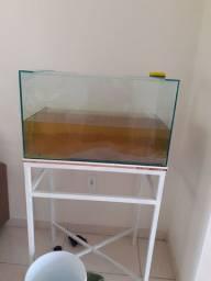 Aquario e equipamentos