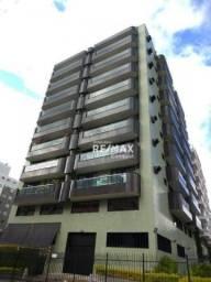 Apartamento com 3 dormitórios para alugar, 99 m² por R$ 1.800/mês - Agriões - Teresópolis/