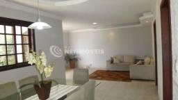 Casa à venda com 4 dormitórios em Havaí, Belo horizonte cod:67788