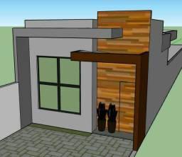 Casa moderna a venda com tres dormitórios , Taubate.