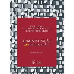 Livro ADMINISTRAÇÃO DA PRODUÇÃO