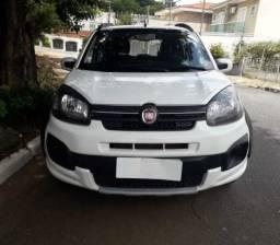 Fiat uno 1.0  Way 2018