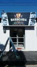 Barbearia Lustosa