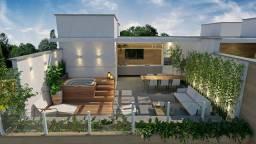 Condomínio de Casas em Aldeia com Rooftop Privativo de 55m²
