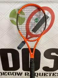 Raquete de Tênis Wilson Burn Ed Especial Reverse 100 LS