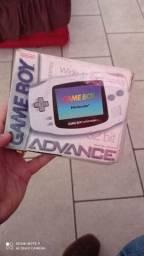 Game boy advanced transparente