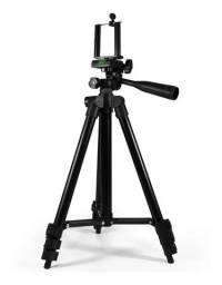 Tripé Universal Ajustável Para Câmera E Celular