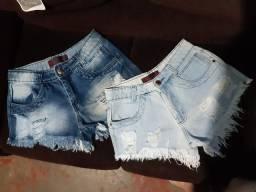 Shorts novo