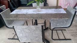 Mesa  de pedra de granito  350