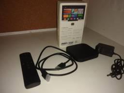 Xaomi TV Box 4C HD smart TV( Aceitamos cartões )