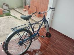 Vendo bicicleta barra forte original impecável raridade