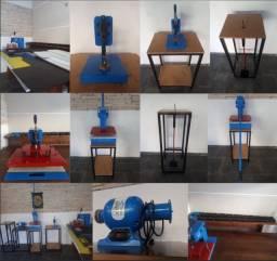Maquina De Fazer Chinelos - Kit(praticamente Zero) + Brindes