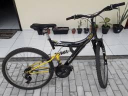 Bicicleta de marcha Track, Aro 21