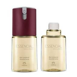 Kit deo corporal essencial exclusivo