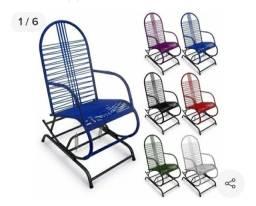 Vende se uma cadeira de balanço nova