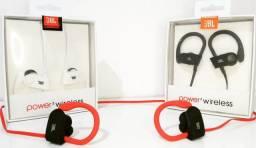 Fone bluetooth Power 3com frete grátis e garantia de 90 dias.