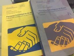 Parcerias Estratégicas do Brasil Livros
