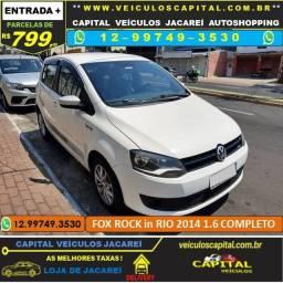 Fox Rock in Rio 2014 parcelas de 799 reais ao mês 1.6 Flex Completo