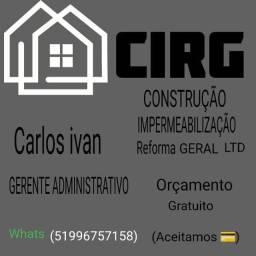 CONSTRUÇÃO IMPERMEABILIZAÇÃO E REFORMAS GERAL LTD