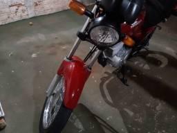 Vendo ou troco por moto maior valor