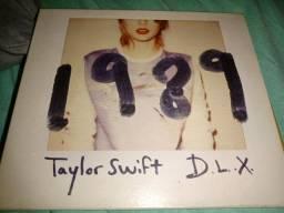 1989 - Taylor Swift Deluxe com Polaroids, edição colecionador